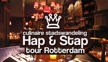Hap en Stap Tour Rotterdam