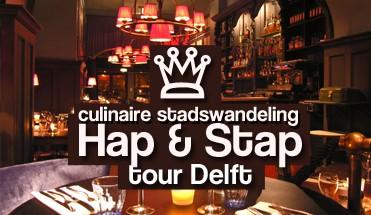 Hap en Stap Tour Delft