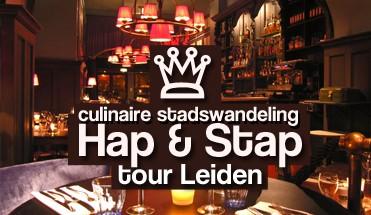 Hap en Stap Tour Leiden