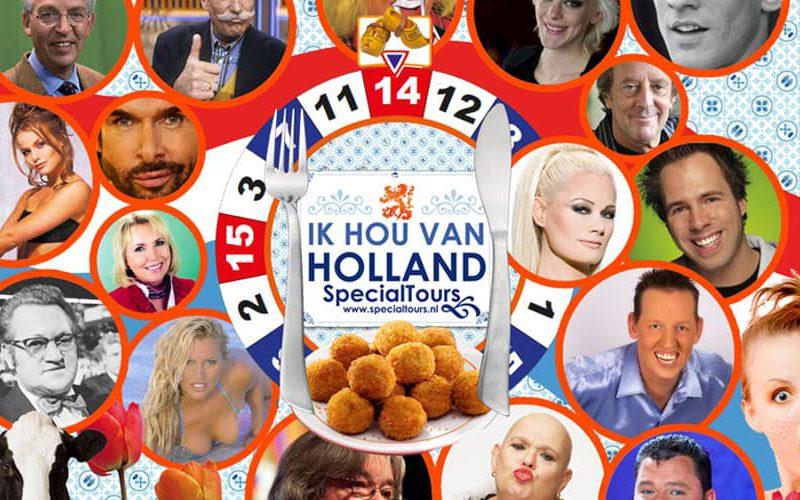 ik hou van holland quiz op locatie