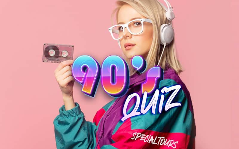 s Quiz dinerspel en quiz