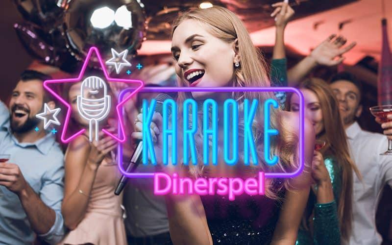 karaoke diner dinerspel nederland