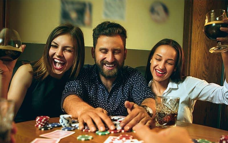 poker workshop en diner