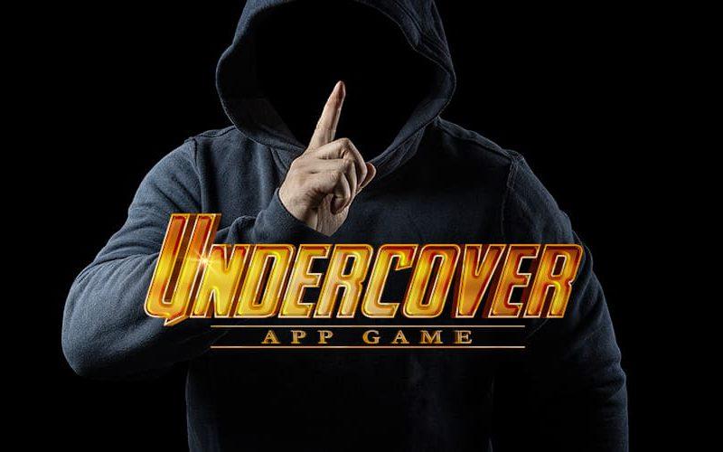 undercover app game